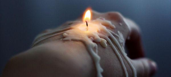 Когда гаснут свечи