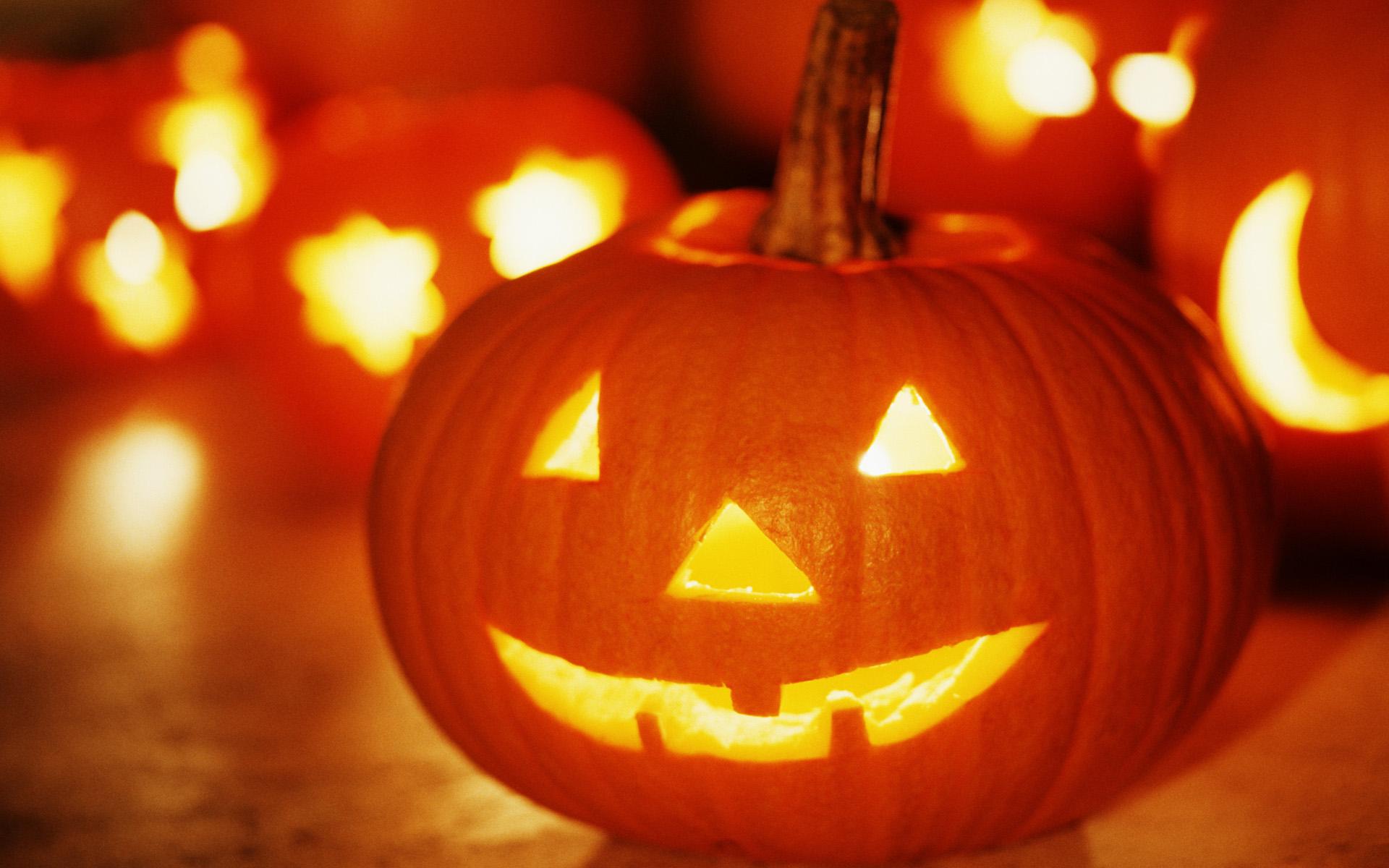 Что за праздник хэллоуин