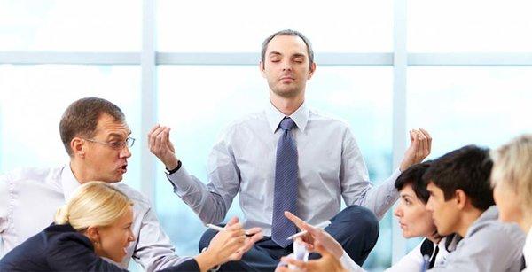 Спокойствие и уравновешенность