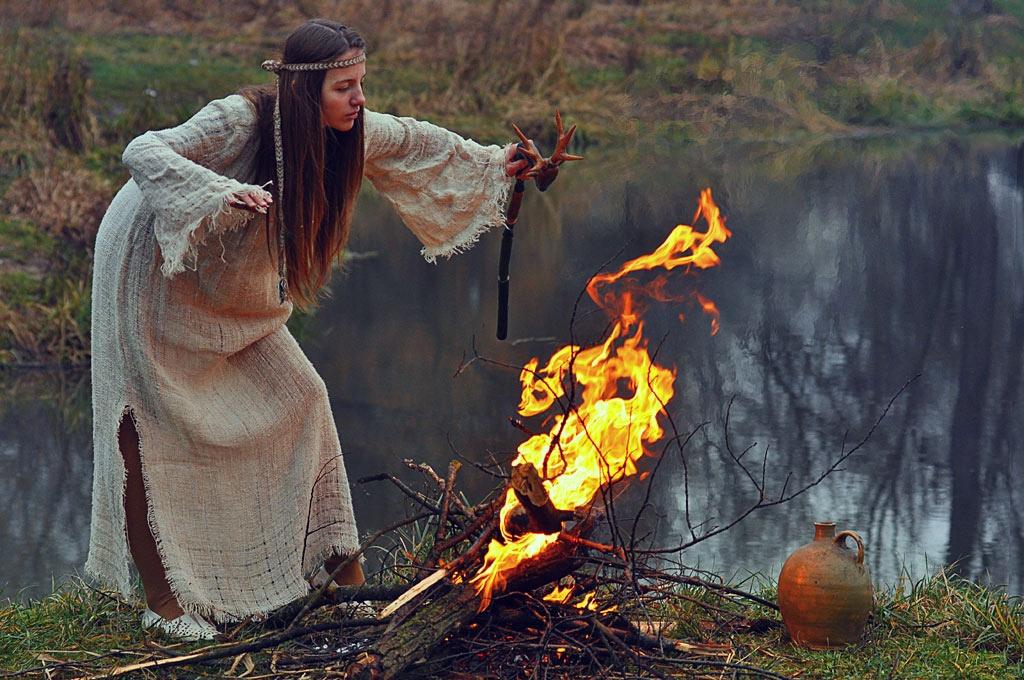 Магические заговоры учитывают все действо