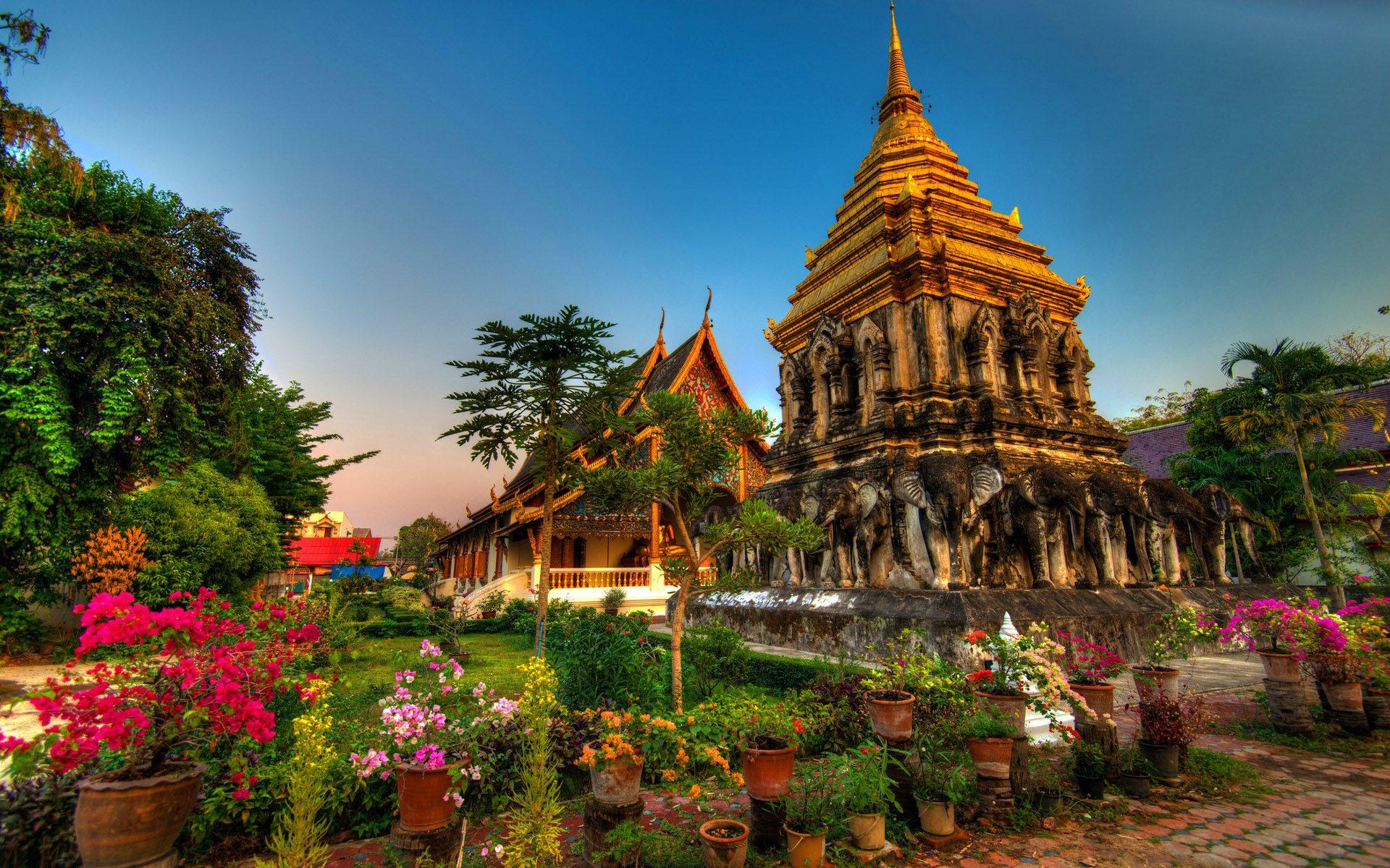 Бангкок и Аютхайя