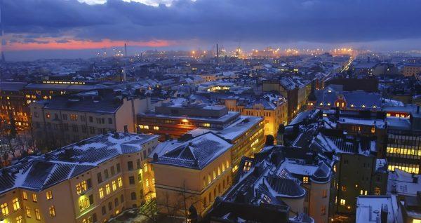 Первые впечатления о Хельсинки