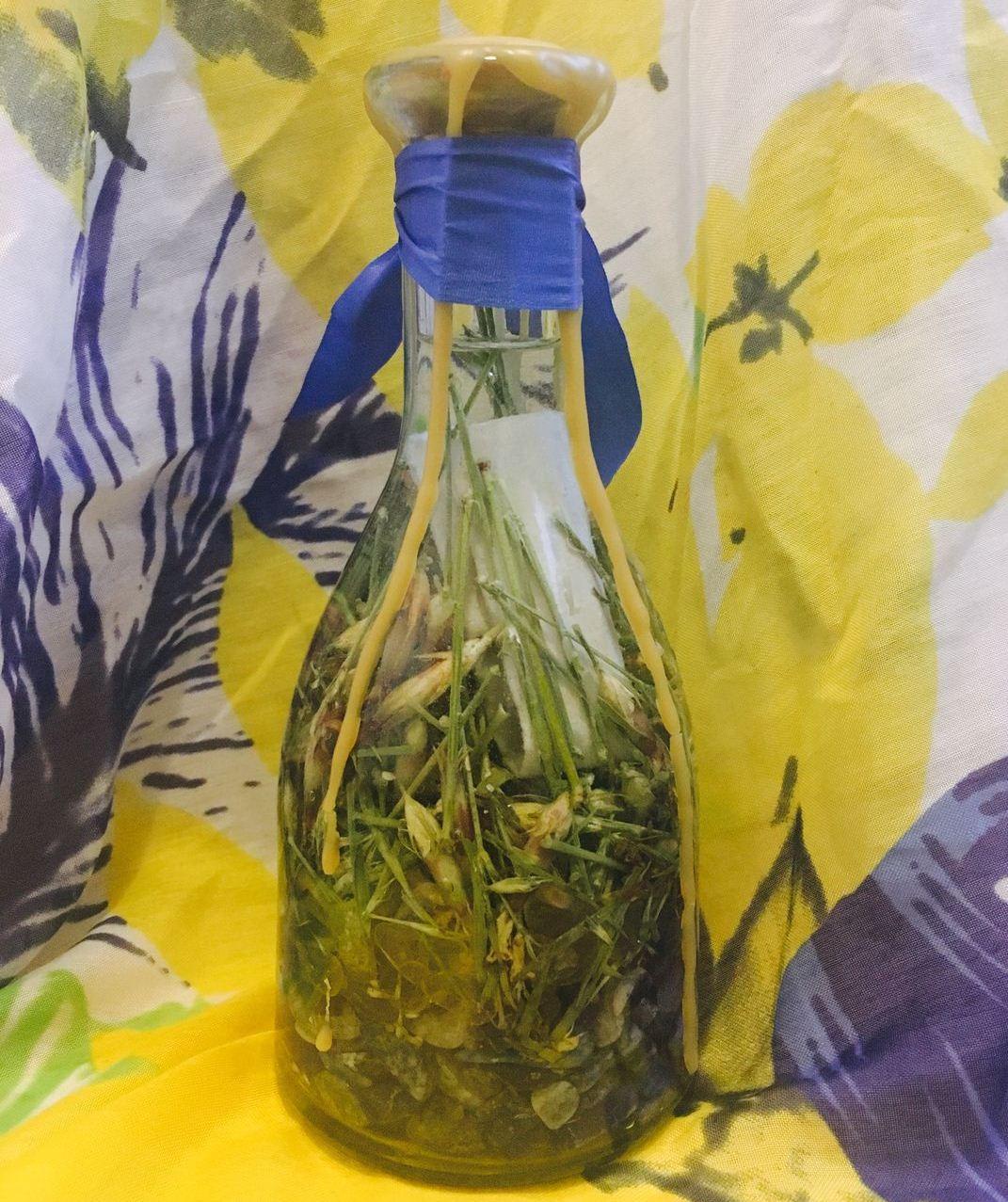 Ведьмина бутылка: талисман на здоровье, любовь, удачу