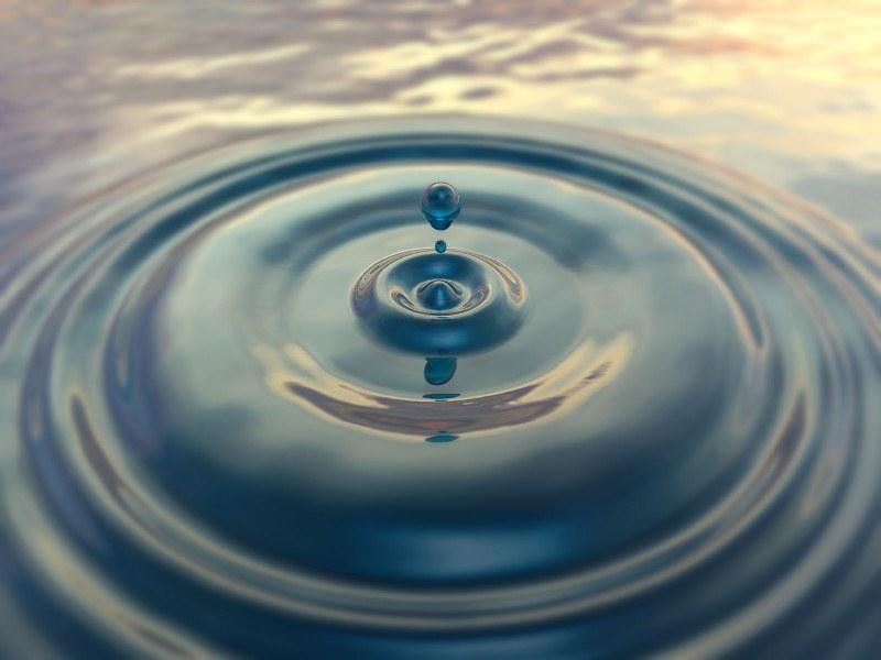 Гадание на воде: Да Нет