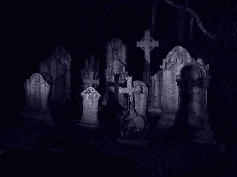 Путь проклятого ведет на кладбище