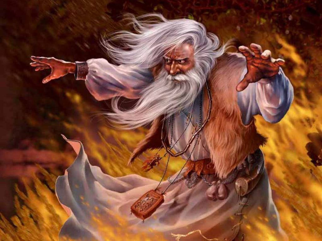 Первостихия огня
