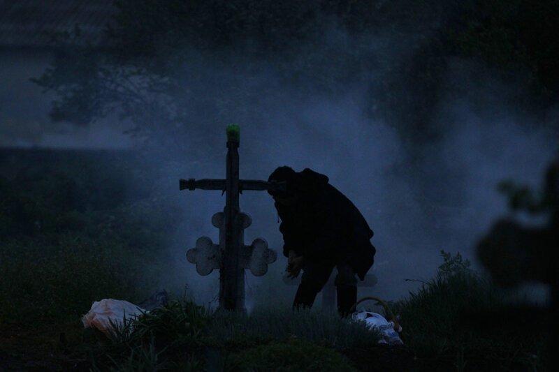кладбищенские ритуалы и обряды
