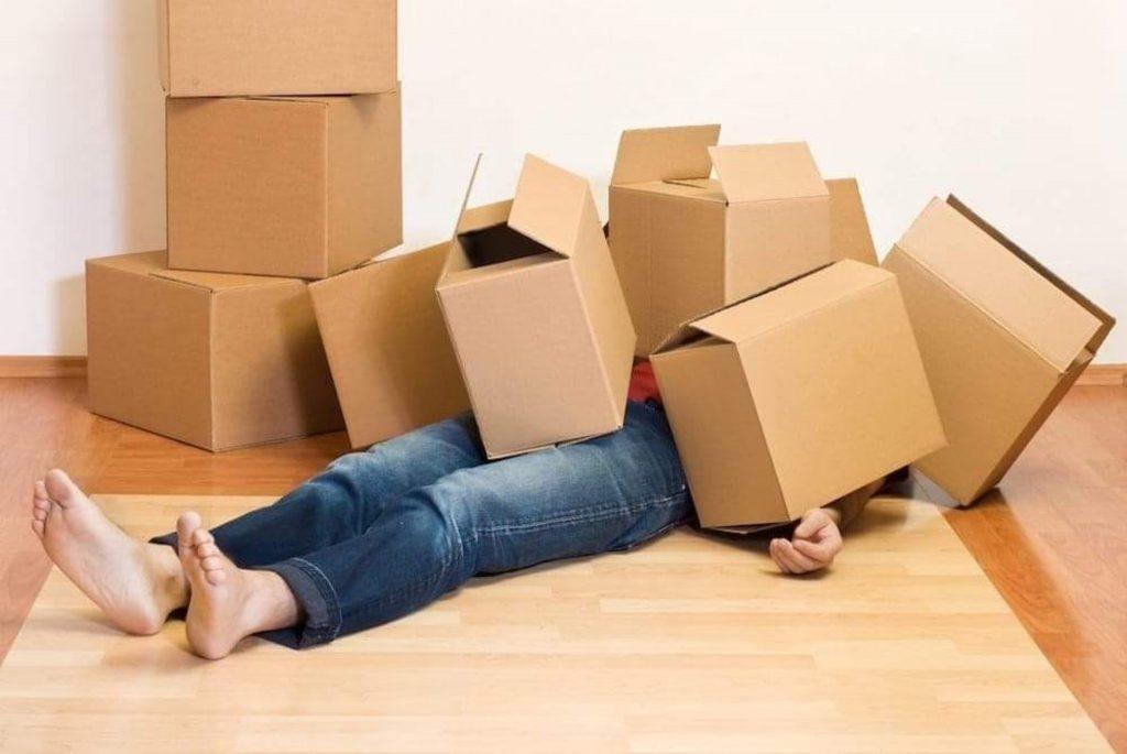 правила переезда на новое место