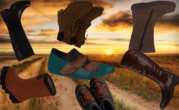 обувь на удачу и счастье