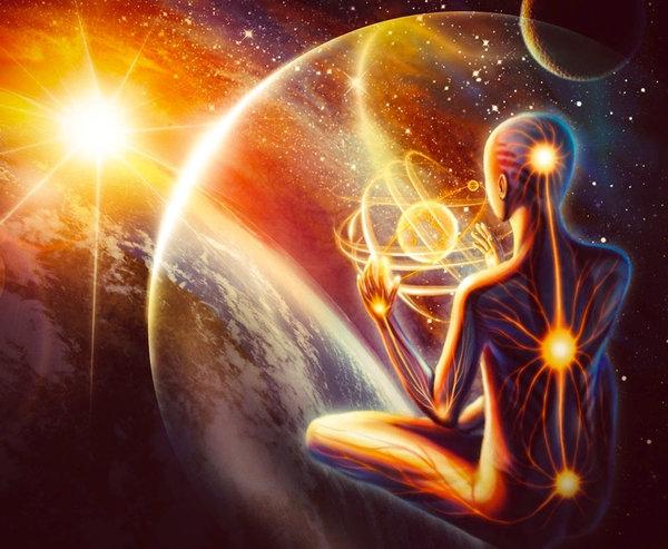 Человек и его энергетические потоки