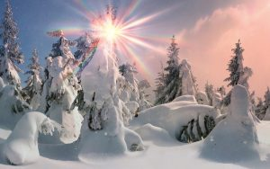 Зимнее капище
