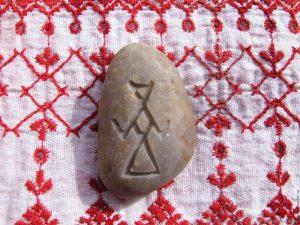 Макошь камень от сглаза и порчи