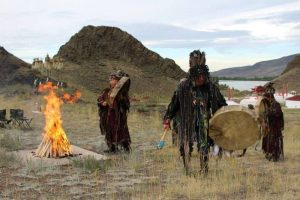 Шаманские ритуалы и магия огня