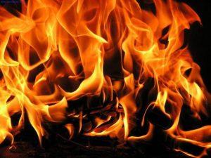 животворящий огонь