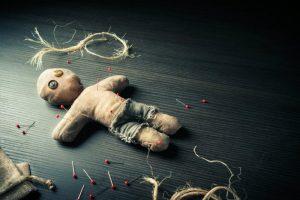 магическая кукла