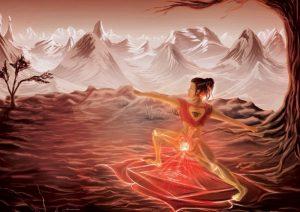 Магия земли и чакра Муладхара