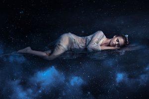 как определить порчу во сне