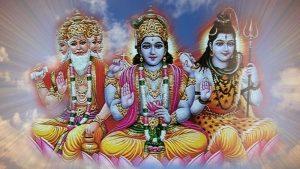 Ведическая троица