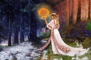 магия весеннего равноденствия