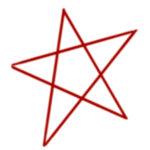 Руна - звезда