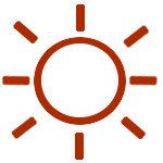 Руна - солнце